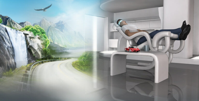 Virtual Reality for MRI patients